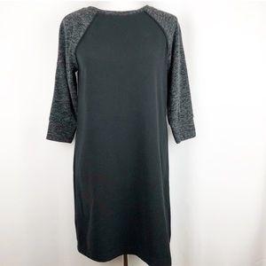 NWOT Loft 3/4 Sleeve Midi Dress Size 4